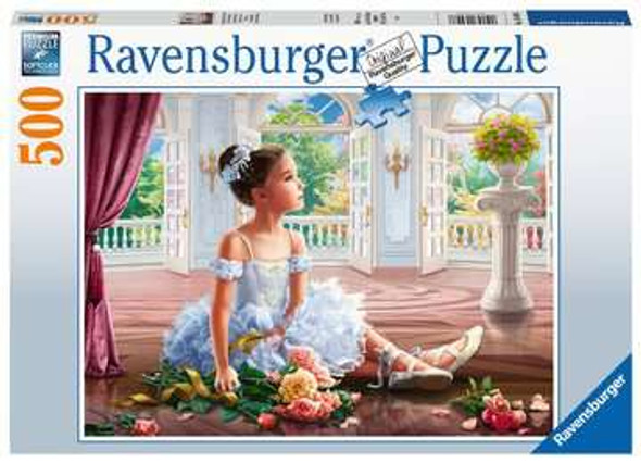 Ravensburger Sunday Ballet 500pc
