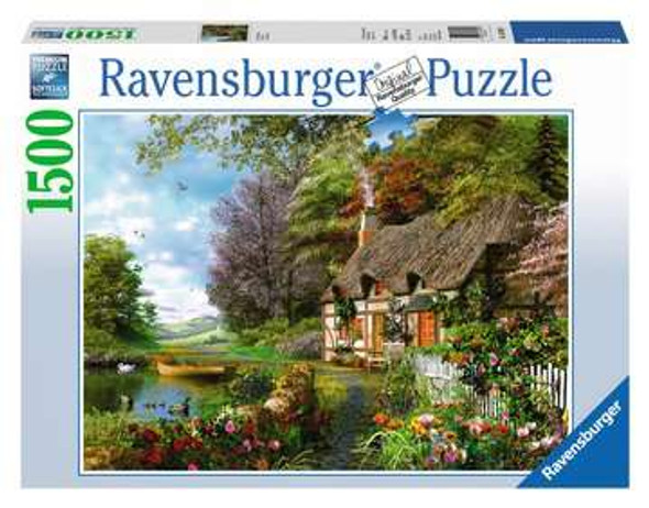 Country Cottage Puzzle 1500pc