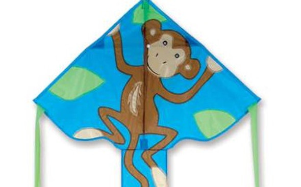 Marcus Monkey Small Easy Flyer Kite