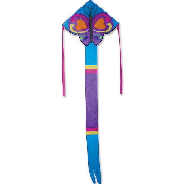 Sweetheart Butterfly Small Easy Flyer kite