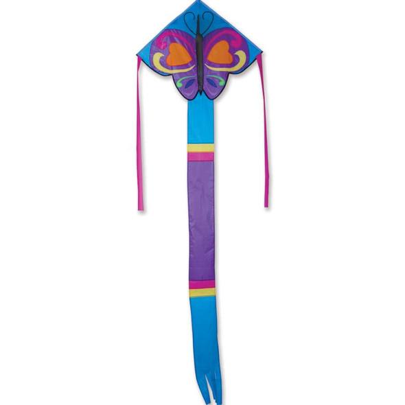 Sweetheart Butterfly Small Easy Flyer kite