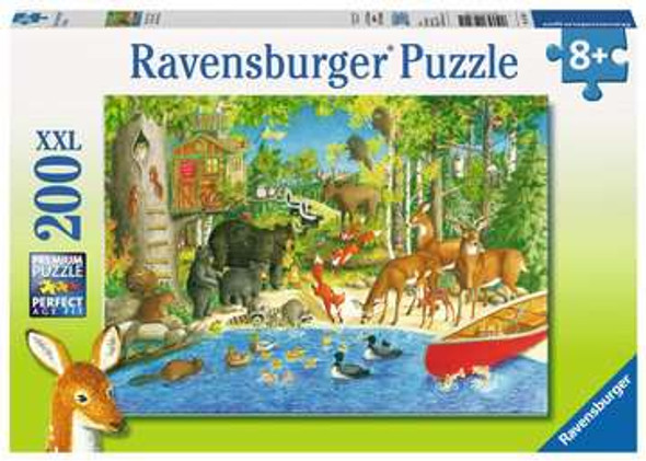 Ravensburger Woodland Friends 200pc