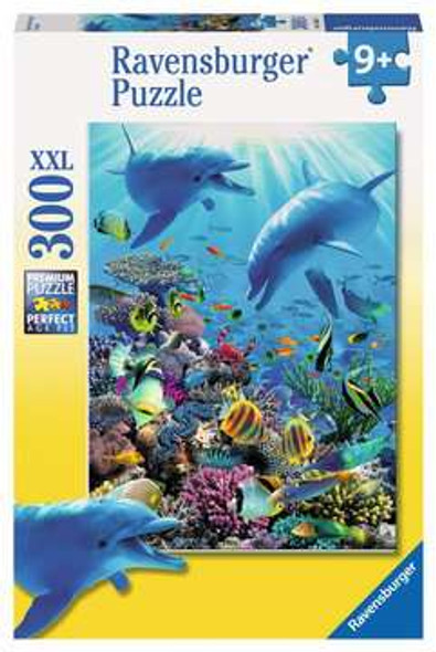 Ravensburger Underwater Adventure 300 pc XXL Puzzle