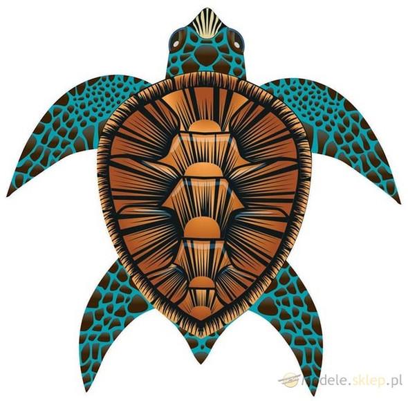 Sea Turtle single line kite