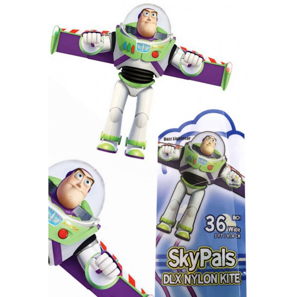 Buzz Lightyear single line kite