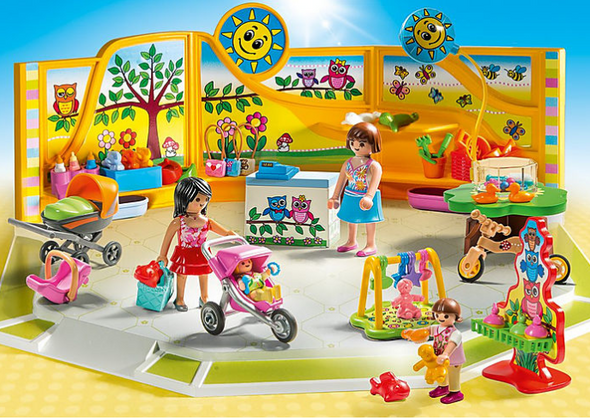 Baby Store- Playmobil