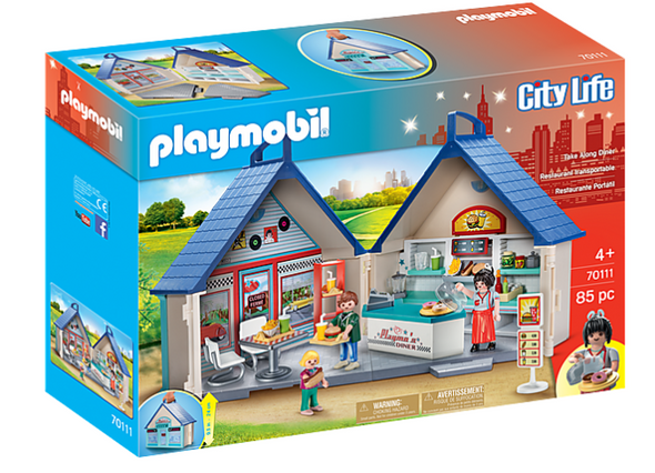 Take Along Diner- Playmobil