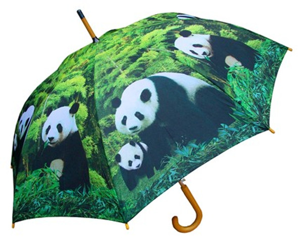 Panda umbrella from RainStoppers