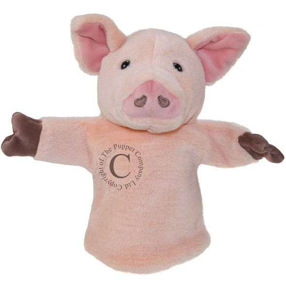 Pig Car Pet Puppet