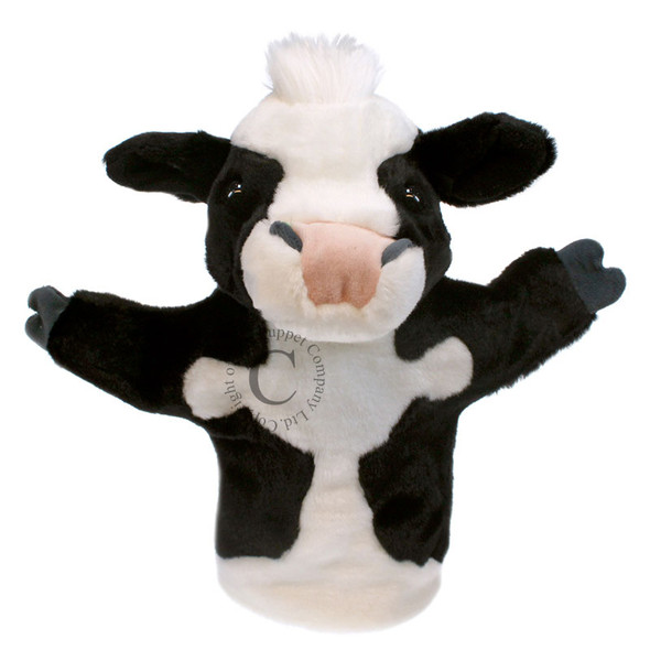 Cow Car Pet Puppet