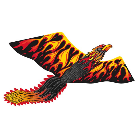 Firebird single line kite