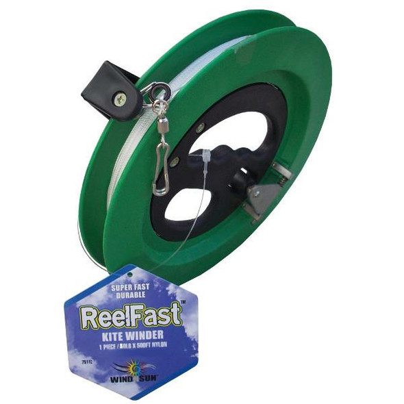 80 pound kite line on Reel Fast Winder