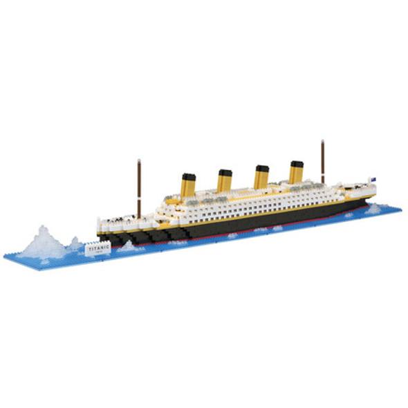Nanoblocks Titanic