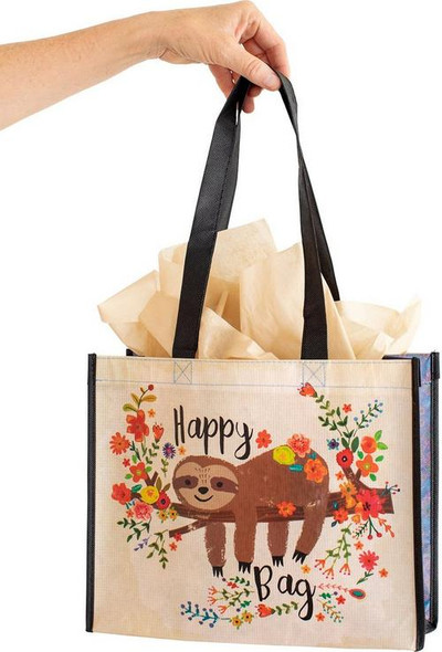Sloth gift bag by Natural Life