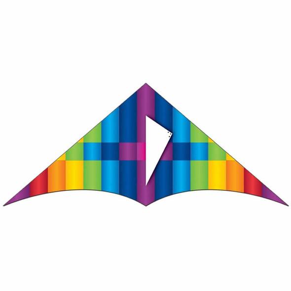 """100"""" Delta Pixel Kite"""