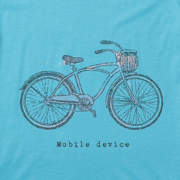 Mobile Device women's tee