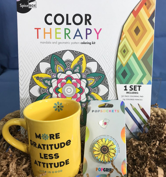 Color Therapy gift set