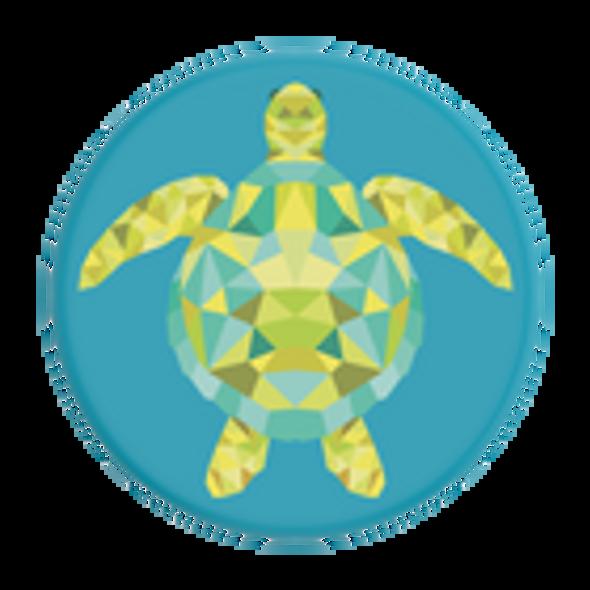 PopSocket: Geo Turtle