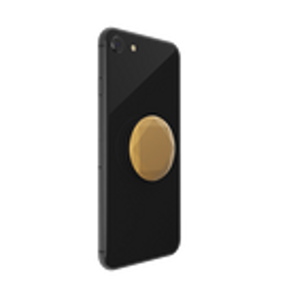 PopSocket: Gold Diamond Cut