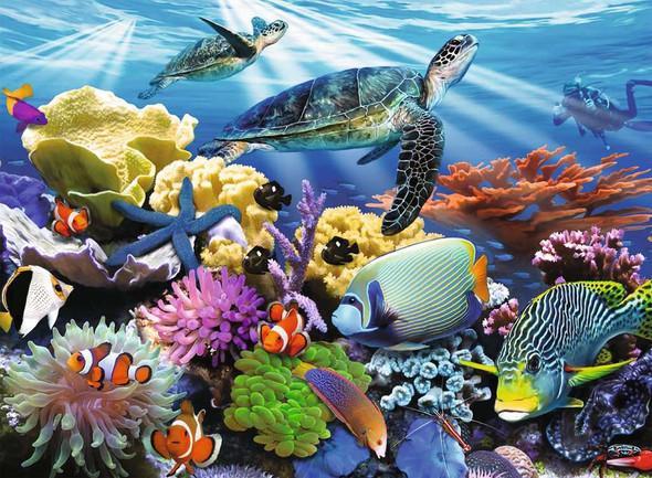 Ocean Turtles 200pc Puzzle