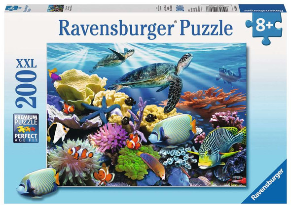 Ocean Turtles 200pc Puzzle
