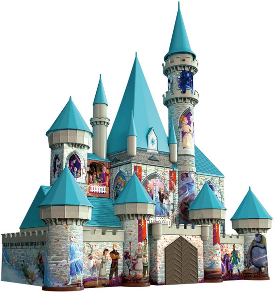 3D Frozen Castle Puzzle from Ravensburger