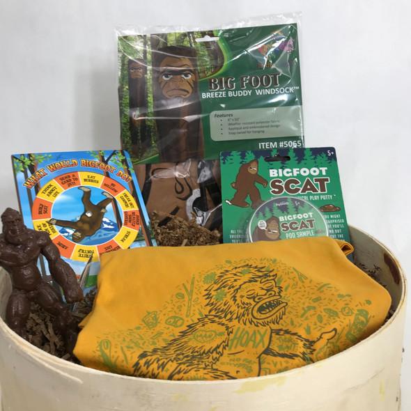 Bigfoot gift set