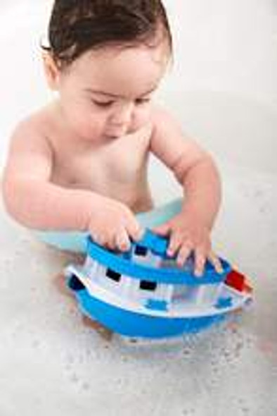 Paddle Boat- Green Toys