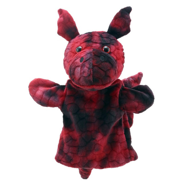 Red Dragon Puppet Buddy