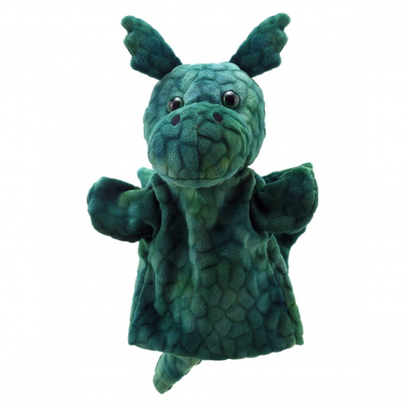 Green Dragon Puppet Buddy