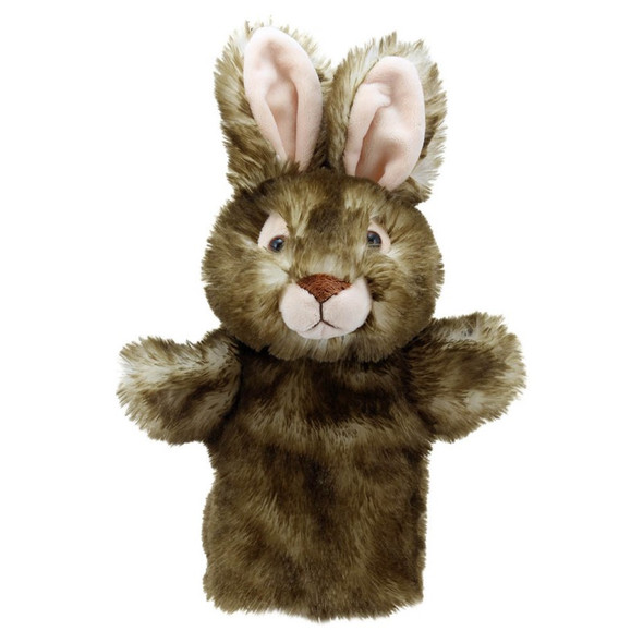 Wild Rabbit Puppet Buddy