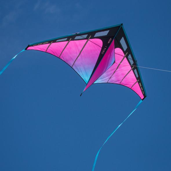 Zenith 7 Ultraviolet Delta Kite by Prism Kites