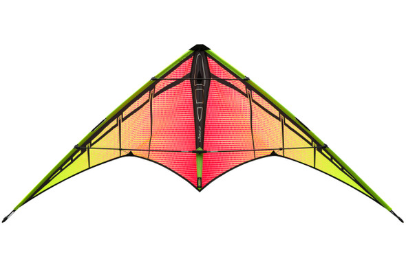 Jazz 2.0 Inferno Beginner Stunt Kite by Prism Kites