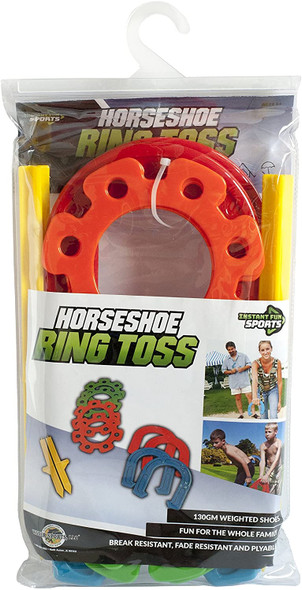 Horseshoe Ring Toss set