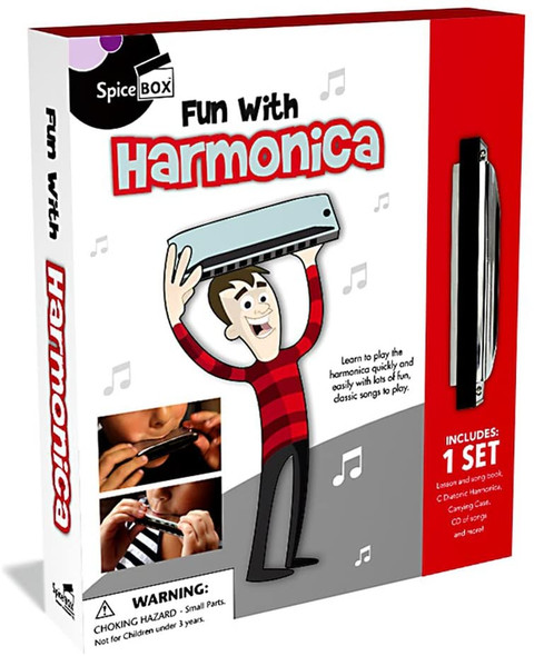 Fun with Harmonica book