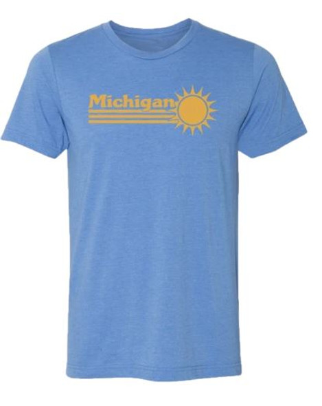 Michigan Sunshine tee
