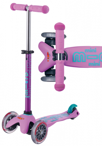 Mini Deluxe Scooter-Lavender