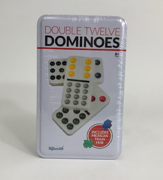 Double Twelve Dominos