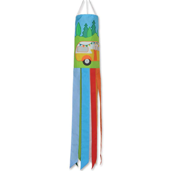 "How We Roll Camper 40"" Windsock"