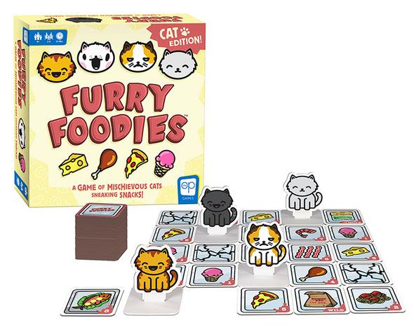 Furry Foodies Game