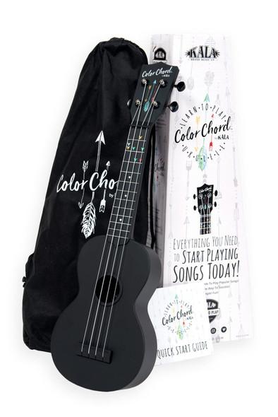 Kala Color Chord Soprano Uke