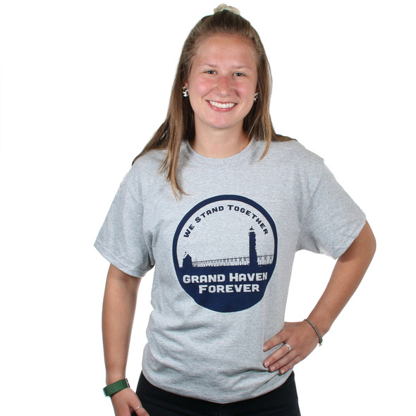 Grand Haven Forever Pier tee