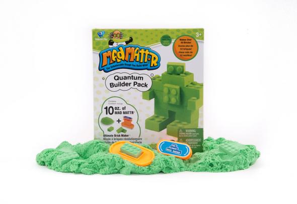 Mad Mattr Ultimate Brick Maker - Green