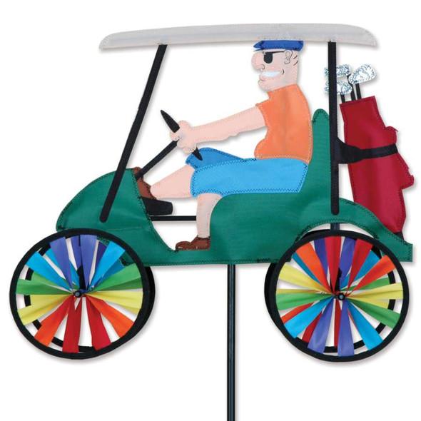 "17"" Golf Cart Spinner"