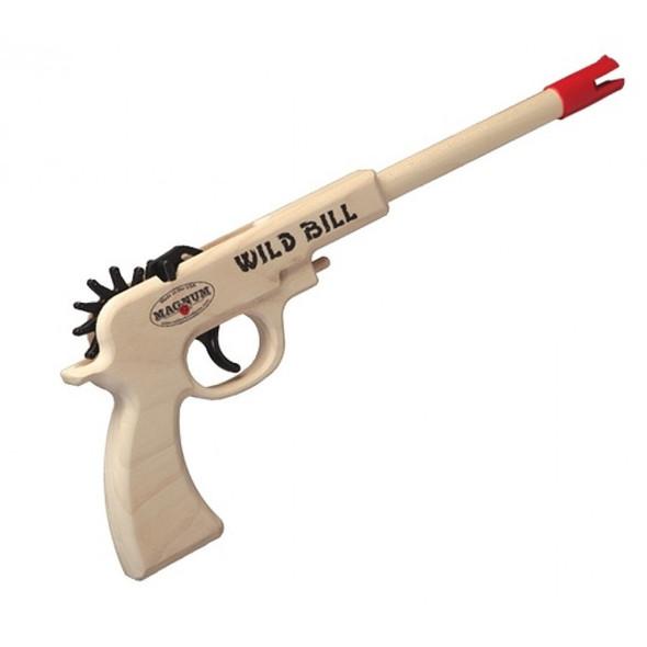 Wild Bill Rubber Band Gun