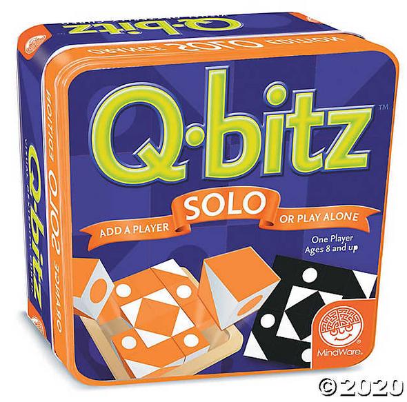 Qbitz Solo Orange