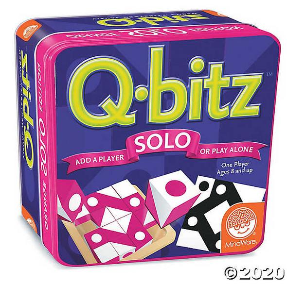 Qbitz Solo Magenta