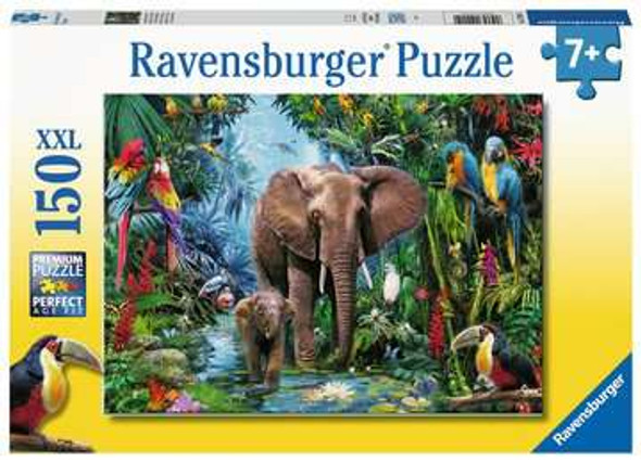 Safari Animals 150 pc XXL puzzle