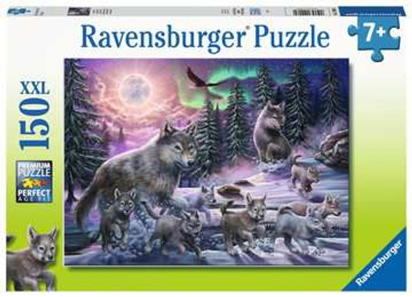 Northern Wolves 150pc XXL Puzzle