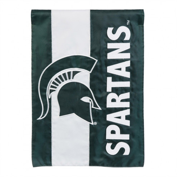MSU Embellished Flag